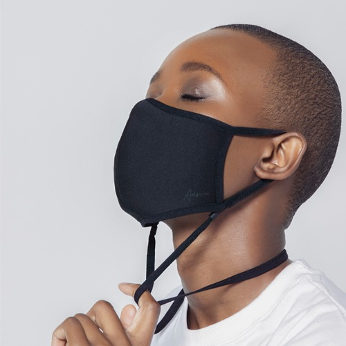 [ARISUM] All-In-One Mask - Black